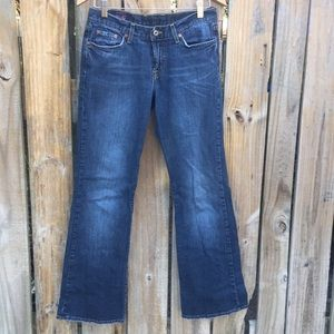 Lucky Brand Jeans Bootcut Sweet N Low Size 6